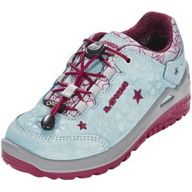 Lowa Marie GTX Low Shoes Junior iceblue/berry